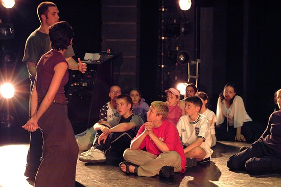Chickenshed Theatre: Youth Theatre Workshop