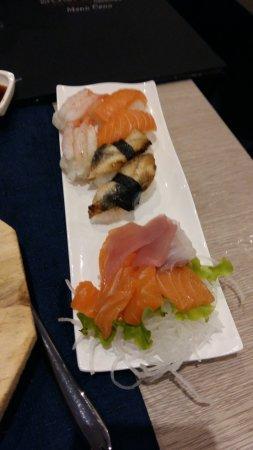Sushi-One: Sushi e sashimi