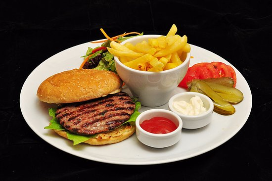 Pizzaara: Hamburger