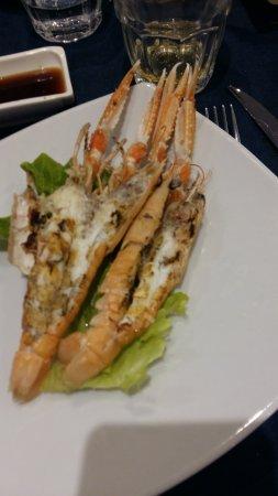 Sushi-One: Scampi