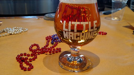 ‪Little Machine Beer‬