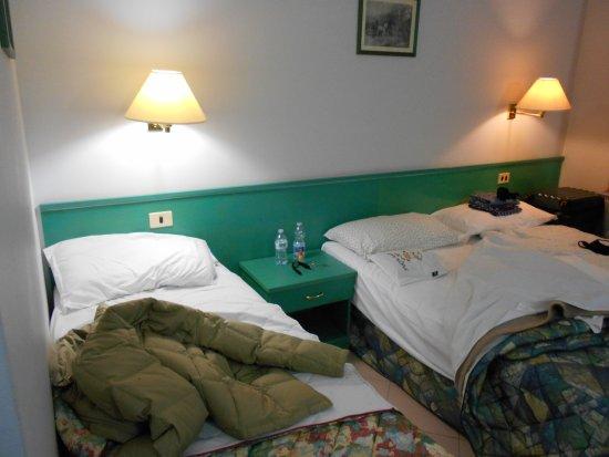 Grand Hotel Grisone: camera traipla