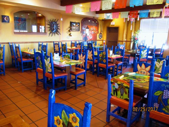 Don Jose Mexican Restaurant: Int