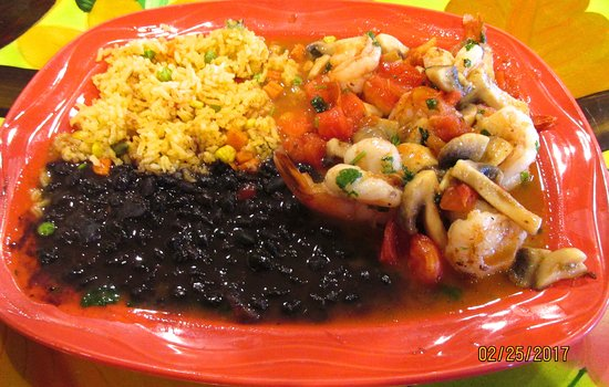 Don Jose Mexican Restaurant: Shrimp Don Jose