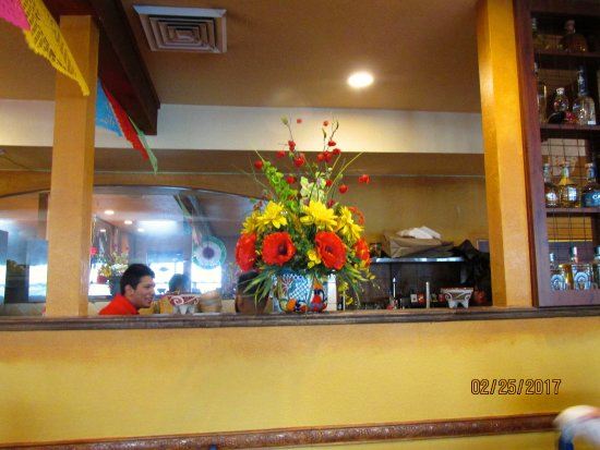 Don Jose Mexican Restaurant: Decor