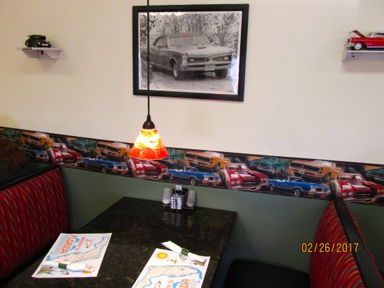 Dutchers Diner: Int