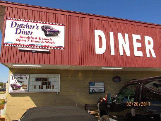 Dutchers Diner: Fa