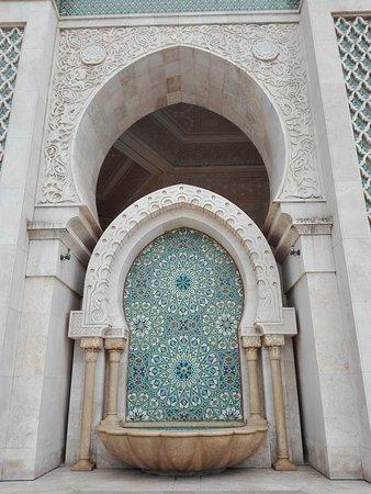 Hassan II Mosque: the best attraction of Casablanca