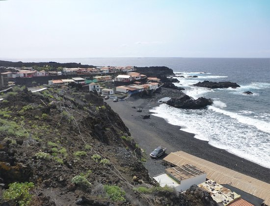 View from El Cenachero