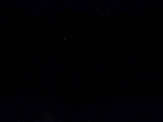 Bhandardara: Starry Night