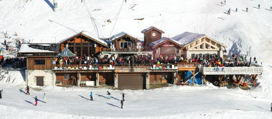 La Folie Douce Meribel Courchevel