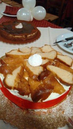 Ristorante Popilia: Dolci...baba' , torte....