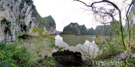 Indochine Junk: Kong Skull island - Sails of Indochina