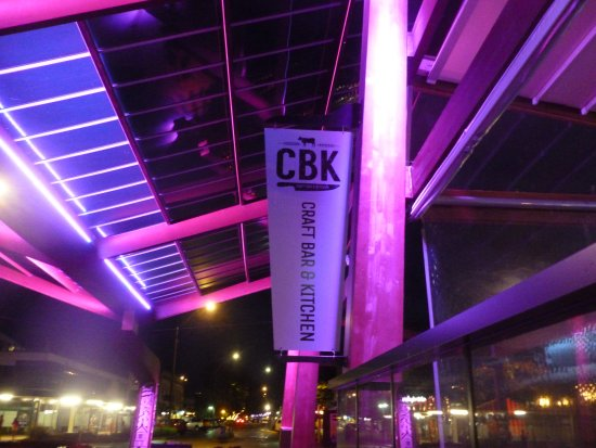 CBK Craft Bar & Kitchen Rotorua: Craft Bar & Kitchen