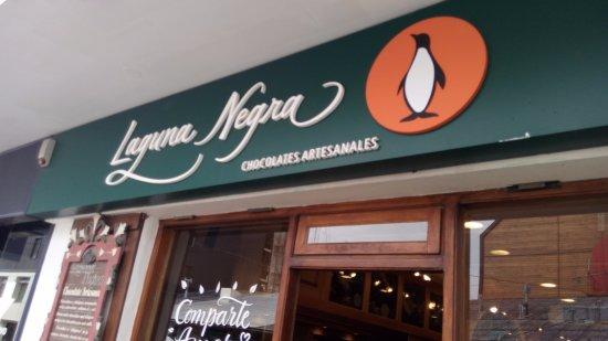 Laguna Negra Chocolates: entrada