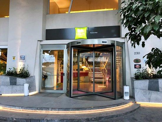 Terrazza Marine: Entrance