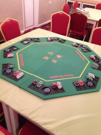 The Little Acorn: Tuesday Poker Night