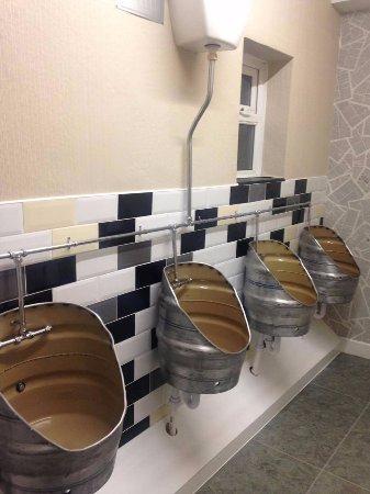 The Little Acorn: Urinals