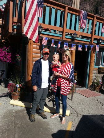 Ouray Inn: 4th of July - Guest