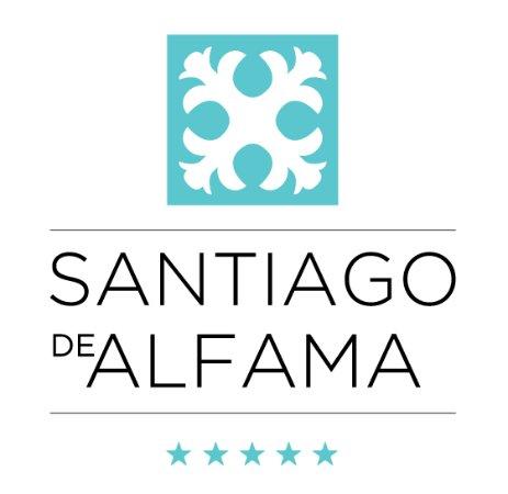 Logo bild von santiago de alfama boutique hotel for Boutique hotel logo
