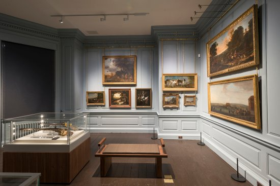 The Fred Packard Galleries in Palace House - 17th Century Sporting Art