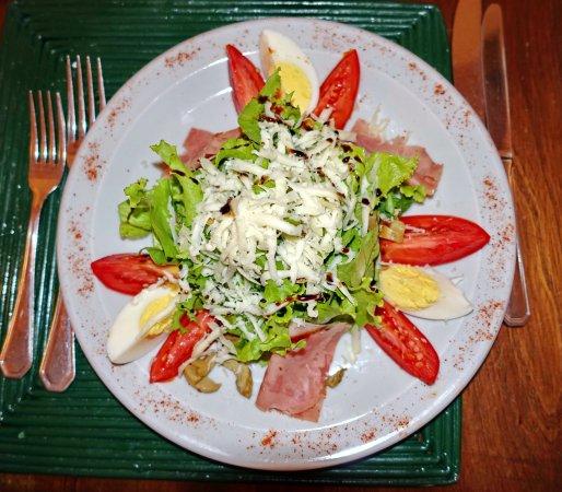 La Merced del Alto Restaurant: Vorspeise
