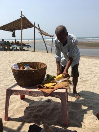 Mandrem Beach Photo