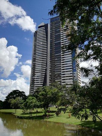 Flamboyant Park: foto de los edificios