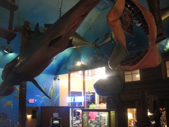The Original Benjamin's Calabash Seafood: lobby
