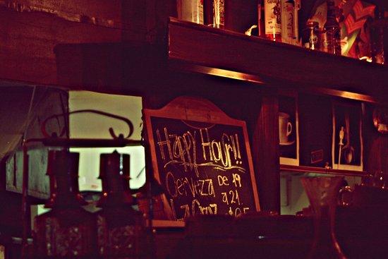 Cafe Don Rey: Frente de Bar