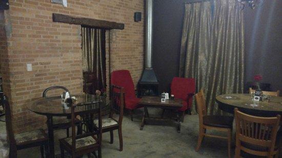 Frederica's Koffiehuis: Cozy atmosphere