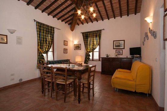 Isola d'Arbia, Италия: Appartamento Trilocale Superior