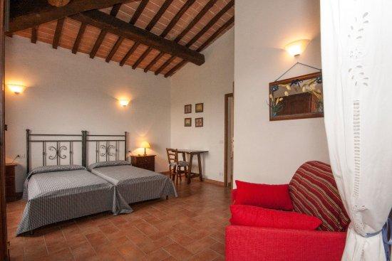 Isola d'Arbia, Italia: Appartamento Trilocale Superior
