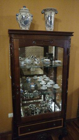 Frederica's Koffiehuis: Vintage decorations
