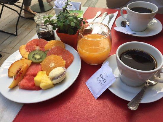 Own Grand Palermo Soho: Breakfast