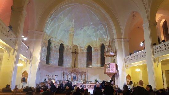 Cathedral of Saints Peter and Paul: В соборе