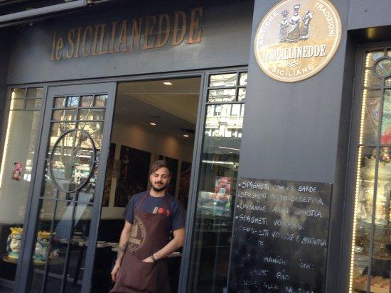 Le Sicilianedde: Benvenuti