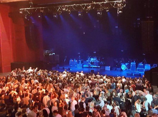 The Fillmore Miami Beach At Jackie Gleason Theater Stage