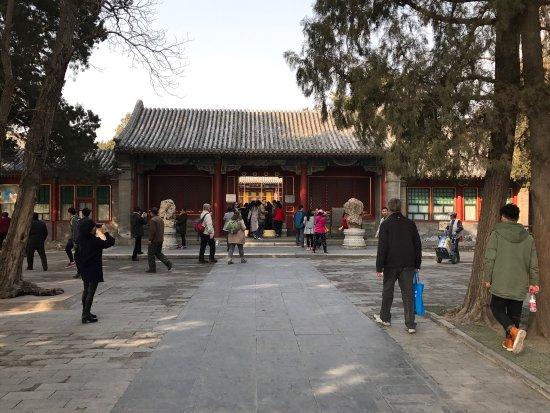 Summer Palace (Yiheyuan): Istana Musim Panas (Yiheyuan)