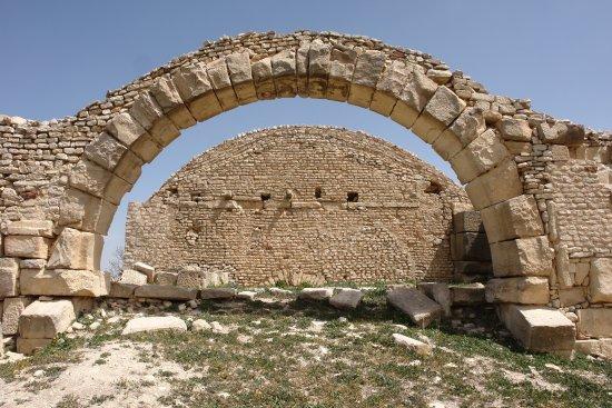 Maktaris: Makthar, Tunisia