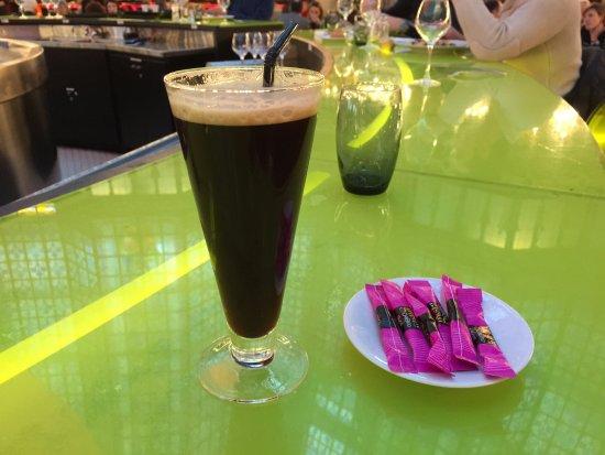 Brasserie Printemps: Café glacé