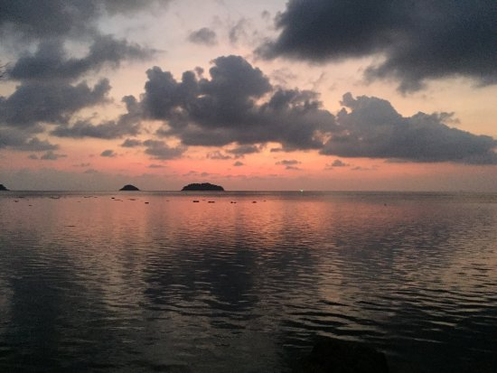Awa Koh Chang: February 2017 relax  Hotel Awa Resort