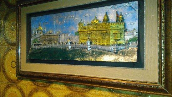 Brother's Amritsari Dhaba: Photo Frame at Hotel