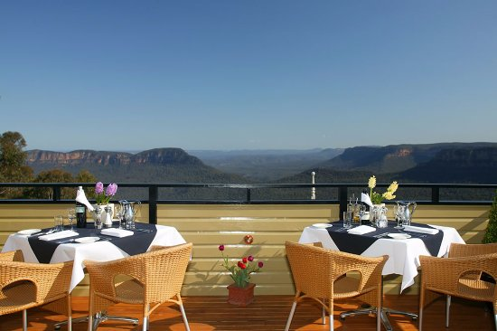 Echoes Restaurant - Blue Mountains: Dining on the Edge
