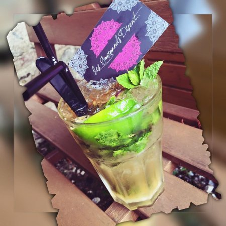 Les Gourmands Disent: special mojito !!!