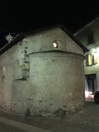 Chiesa di Santo Spirito: retro