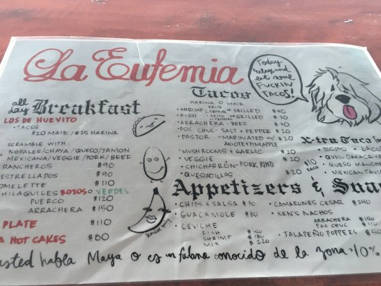 Taqueria La Eufemia Photo