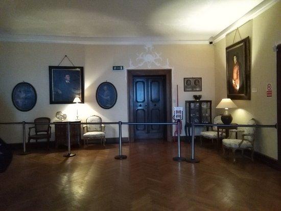 Castello di Duino: Interni