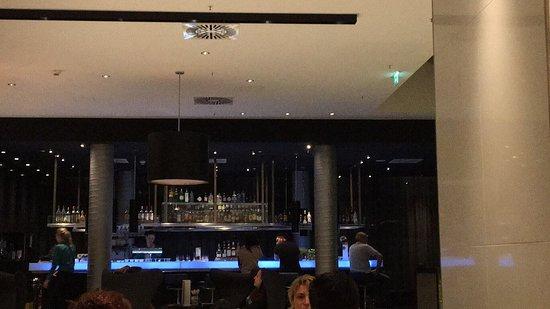 Radisson Blu Hotel, Hamburg: Nice bar