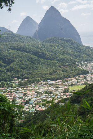 Cosol Tours: Pitons and Soufriere